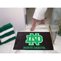 University of North Dakota All-Star Rug