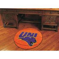 University of Northern Iowa Basketball Rug