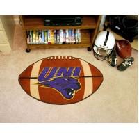 University of Northern Iowa Football Rug