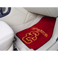 University of Southern California 2 Piece Front Car Mats