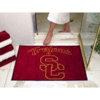 University of Southern California All-Star Rug