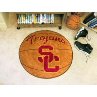 University of Southern California Basketball Rug