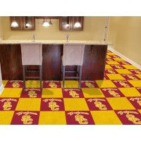 University of Southern California Carpet Tiles