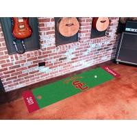University of Southern California Golf Putting Green Mat