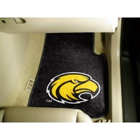 University of Southern Mississippi 2 Piece Front Car Mats