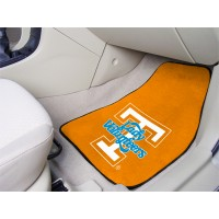 University of Tennessee 2 Piece Front Car Mats
