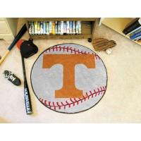 University of Tennessee Baseball Rug
