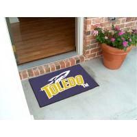 University of Toledo Starter Rug