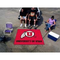 University of Utah Tailgater Rug