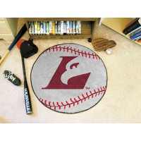 University Of Wisconsin-La Crosse Baseball Rug