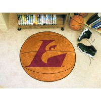 University Of Wisconsin-La Crosse Basketball Rug
