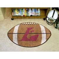 University Of Wisconsin-La Crosse Football Rug