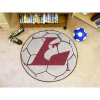 University Of Wisconsin-La Crosse Soccer Ball Rug