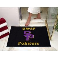 University Of Wisconsin-Stevens Point All-Star Rug