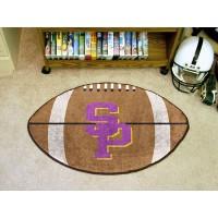 University Of Wisconsin-Stevens Point Football Rug