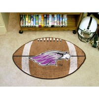 University Of Wisconsin-Whitewater Football Rug