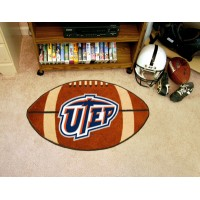 UTEP Football Rug