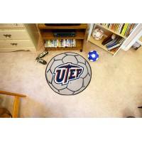 UTEP Soccer Ball Rug