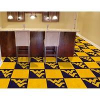 West Virginia University Carpet Tiles