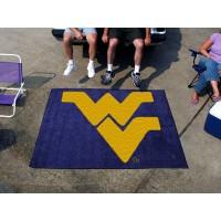 West Virginia University Tailgater Rug