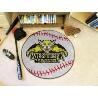 Western Carolina University Baseball Rug