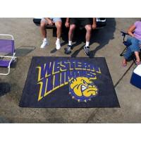 Western Illinois University Tailgater Rug
