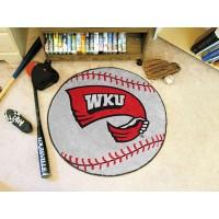 Western Kentucky University Baseball Rug