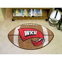 Western Kentucky University Football Rug