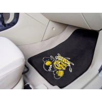Wichita State University 2 Piece Front Car Mats