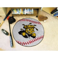 Wichita State University Baseball Rug