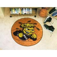 Wichita State University Basketball Rug