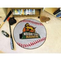 Wright State University Baseball Rug