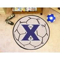 Xavier University Soccer Ball Rug