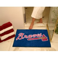 MLB - Atlanta Braves All-Star Rug