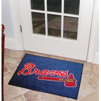 MLB - Atlanta Braves Starter Rug