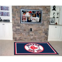 MLB - Boston Red Sox  5 x 8 Rug