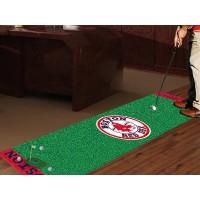 MLB - Boston Red Sox Golf Putting Green Mat