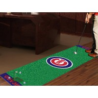 MLB - Chicago Cubs Golf Putting Green Mat