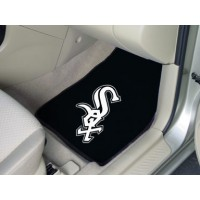 MLB - Chicago White Sox 2 Piece Front Car Mats
