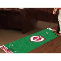 MLB - Cincinnati Reds Golf Putting Green Mat