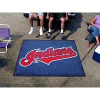 MLB - Cleveland Indians Tailgater Rug