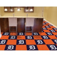 MLB - Detroit Tigers Carpet Tiles
