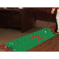 MLB - Houston Astros Golf Putting Green Mat