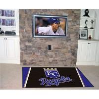 MLB - Kansas City Royals 4 x 6 Rug