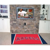 MLB - Los Angeles Angels 4 x 6 Rug