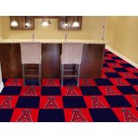 MLB - Los Angeles Angels Carpet Tiles