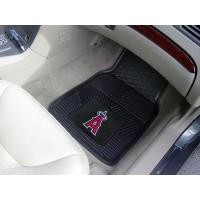 MLB - Los Angeles Angels Heavy Duty 2-Piece Vinyl Car Mats