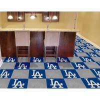 MLB - Los Angeles Dodgers Carpet Tiles
