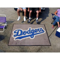 MLB - Los Angeles Dodgers Tailgater Rug