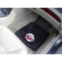 MLB - Minnesota Twins Heavy Duty 2-Piece Vinyl Car Mats